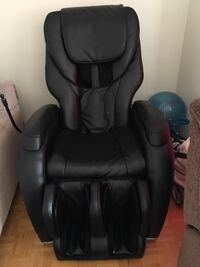 Rarely used massage chair Toronto, M9A