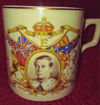 King Edward VIII Coronation cup May 12th 1937 Anderson, 96007