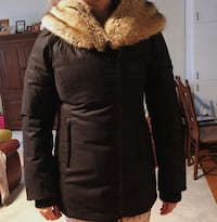 Winter down jacket for women