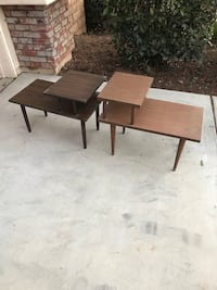 brown wooden table and chairs Moreno Valley, 92555