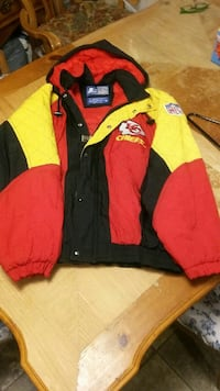 Kansas City Chiefs coat.
