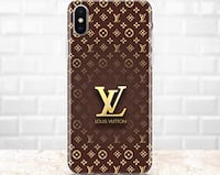 Brunt Louis Vuitton Monogram iPhonefall