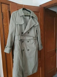 women's gray trench coat Washington, 20007