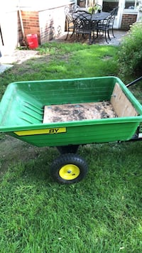 Towable mower trailer Brookfield, 53005