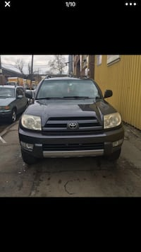 Toyota - 4 runners - 2004 Washington, 20011