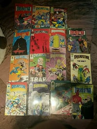 Marvel comics lot from 1984 to 86  Anchorage, 99501