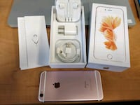 Brand New iPhone 6S 32GB Rose Gold Unlocked Vaughan, L6A 3A2