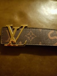 Louis vuttion x superme belt mens Toronto, M1M 1L8