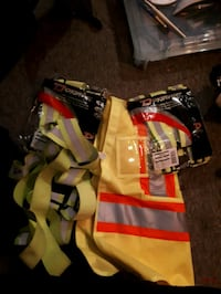 florescent clothing for construction Winnipeg