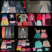 Girls spring/summer clothes Tuckerton, 08087