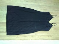 black spaghetti-strap sweetheart dress Medicine Hat, T1A 4M4