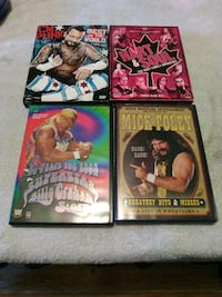 Mixed wwe dvds sets Hedgesville