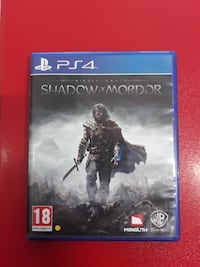 SHADOW OF MORDOR PS4 OYUN Paşa Mahallesi, 45200
