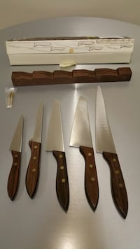 GOURMET KNIVES - Price is firm. Arlington, 22204