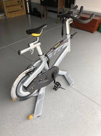 gray and black stationary bike Quinton, 23141