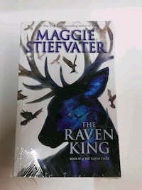 The raven King / Maggie stiefvater english novel  Hobyar Mahallesi, 34112