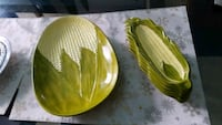 Ceramic corn cob dishes Jacksonville, 32258