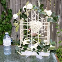 Beautiful wedding bird cage Mississauga, L5M 0A5