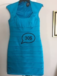 Formal dress size 12. Worn once Laval, H7X 3R8