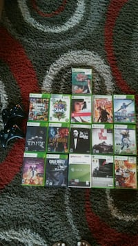 Xbox 360 Controllers & Games Wilmington