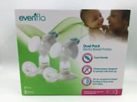 Evenflo Dual-Pack Electric Breast Pump -Model 3045 Matthews, 28105