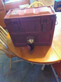 U.S.navy small arms ammo can 1952 Pine Grove, 17963