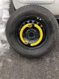 Spare tire for VW mk5 continental 195/65/15 Blainville, J7C