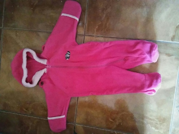 e467e5e2ebfb Used 2 piece baby coat and sack for girls size 3 to 6 m for sale in ...