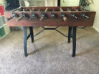 Indestructible foosball table Burlington, 41005