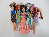 Small dolls  Etobicoke