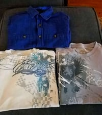 Men's Areopostale Shirts (2) Small (1)med Strasburg, 22657