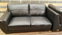 Leather Sectional -seat sofa