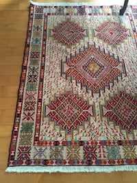 Handwoven  100% Silk Kilim Persian Rug Rockville, 20852