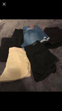 15/17 Shorts Lot of 4 LIKE NEW!!! Council Bluffs, 51501