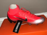CR7 CLEATS FG Boston