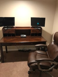 Office Furniture- Great Condition Everything you need West Bloomfield Township, 48322