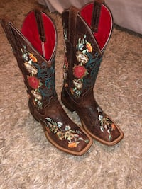 Cowgirl Boots  Luther, 73054