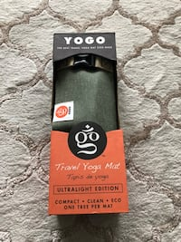 YOGO travel yoga mat  Toronto, M6K