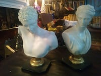 M/F Greek Busts