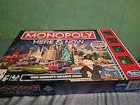 Monopoly Here & Now box