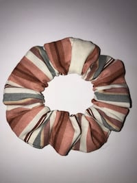 Classic stripe scrunchie  St Thomas