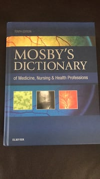 Medical dictionary  Mississauga, L5M 0H4
