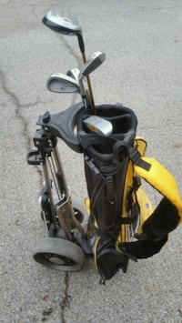 New Golf Club Caddy  Broken Arrow, 74014