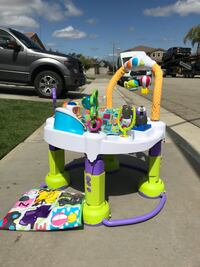 Evenflo (exersaucer ) brought brand new for 110! Make a offer