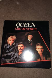 Queen Greatest Hits Vinyl LP! price is CHEAP and NEGOTIABLE!  Glassboro, 08028