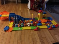VTech Go! Go! Smart Wheels Train Station Playset 39 km