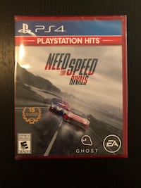 Need for Speed Rivals - new