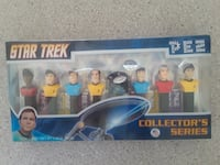 Star Trek Collector Series Pez Holland