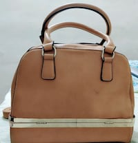 Brown Leather Yuejin 2-way Bag Navi Mumbai, 400708