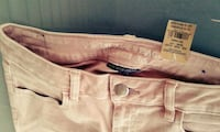 American Eagle Outfitters Pink Jeans
